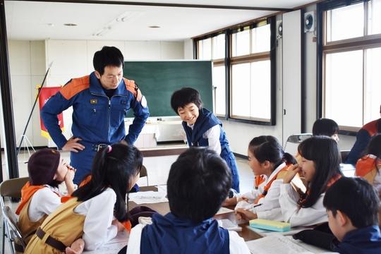 まちの話題【三笠市少年消防クラ...